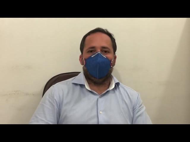Secretário de saúde de Sinop fala sobre recuperação do Coronavírus