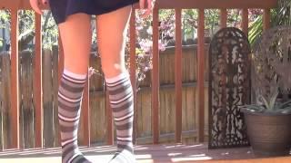 Knee high socks collection!