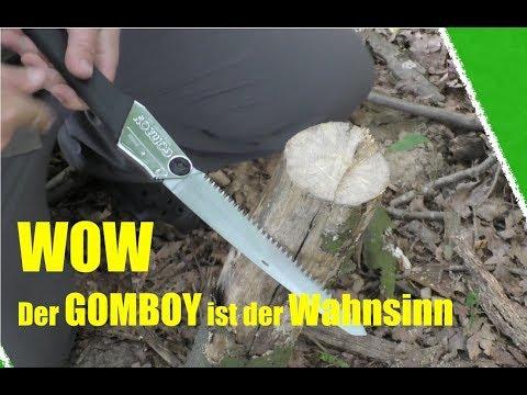 Wow - Die Gomboy Säge ist Wahnsinn