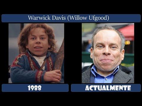 Willow  Actores Antes Y Después 2018