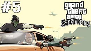GTA San Andreas - Kazma Ryder - Bölüm 5