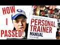 ACE Personal Trainer Exam study tips