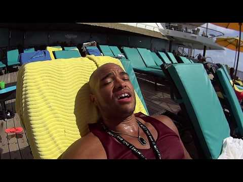 SeaDay Part 1 & THE TRUTH ABOUT THE CARNIVAL FASCINATION!!