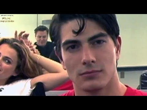 Brandon Routh audition 'Superman Returns' Featurette