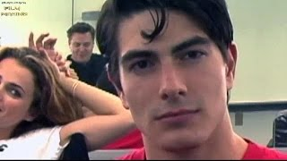 Brandon Routh audition