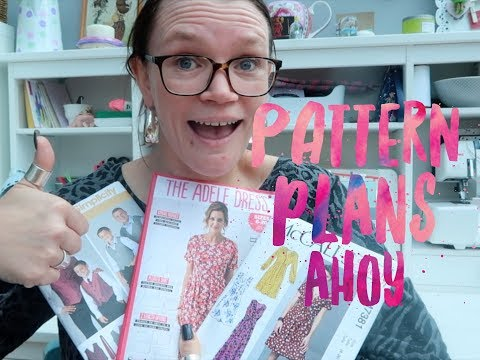 My Fabric & Sewing Plans - Visiting The Largest Fabric Market In Europe!!