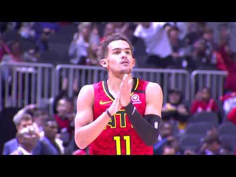 Atlanta Hawks Vs Washington Wizards | January 26, 2020