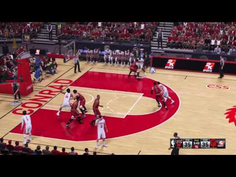 Conrad Schools of Science Basketball team/roster- NBA 2K16 (part 2/5)