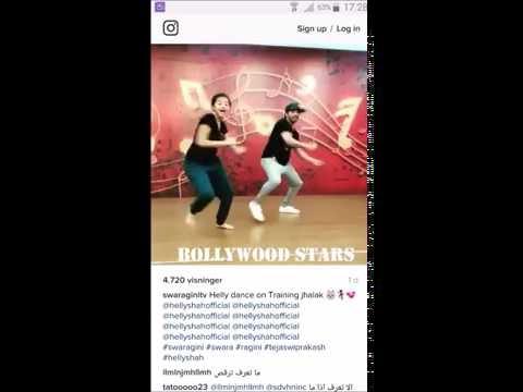 Jai Kumar Nair And Helly Shah DANCE #INSTAGRAM HD - Jhalak Dikhhla Jaa 9