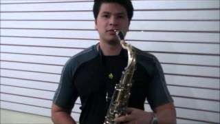 YTS23 Sax Tenor