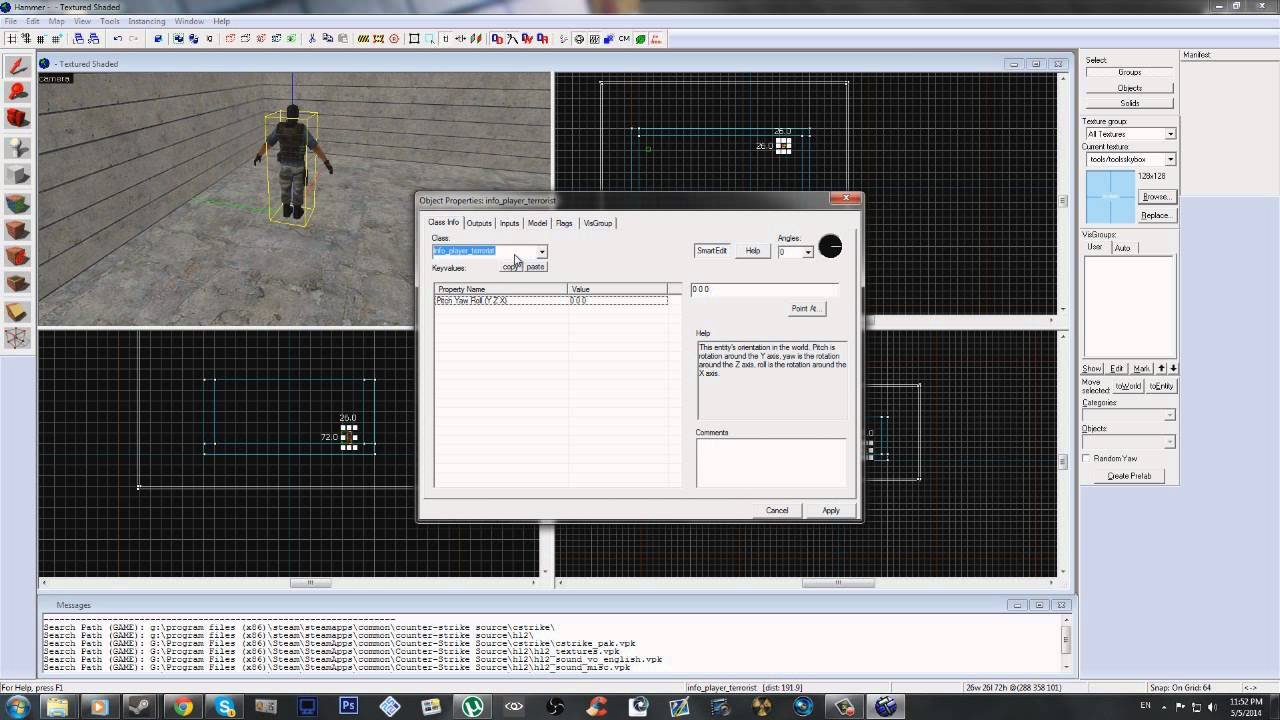 How to Setup Hammer Editor for GMod Mapping