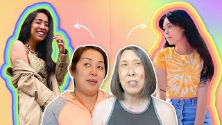 Asian Moms Style Their Queer Kids For A Week