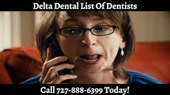 Delta Dental List Of Dentists New Port Richey FL