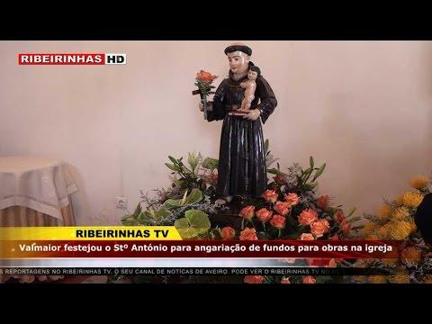 Valmaior festejou o Santo António para angariação de fundos para obras na igreja