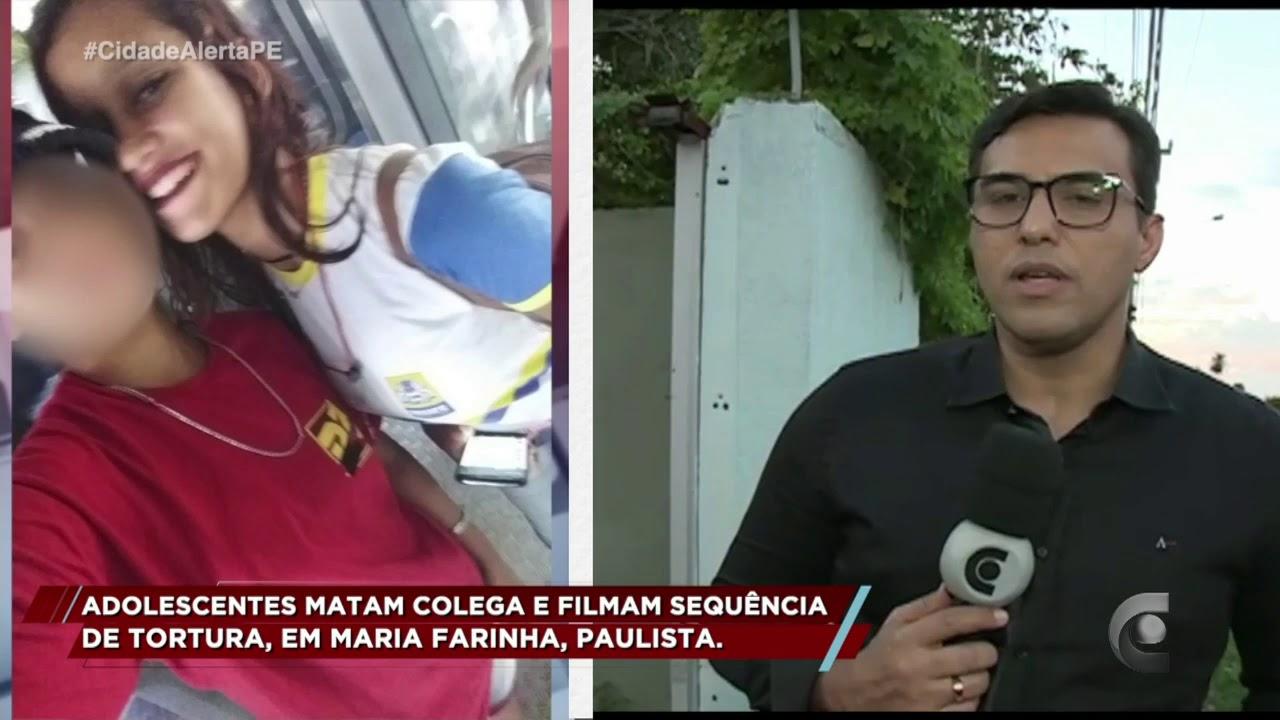 Resultado de imagem para Adolescentes matam colega na beira da praia e filmam sequência de tortura em Paulista-PE