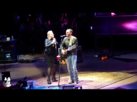 Eric Church and Joanna Cotten - Mixed Drinks About Feelings (8/10/2016) Red Rocks Amphitheatre