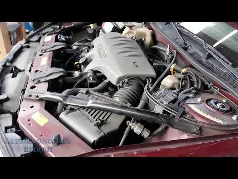 Chevrolet Impala 2004 Falla Se Apaga En Ralenti (minimo)