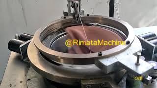 Beret Knitting Machine- Computerized beret machine