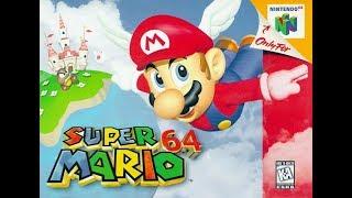 Super Mario 64 (РУССКАЯ ВЕРСИЯ!!!) [Долгое быстрое прохождение] 1 ЧАСТЬ (ССЫЛКА В ОПИСАНИИ)