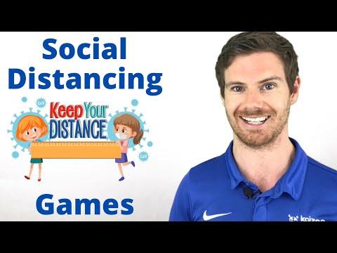Social Distancing P.E Games