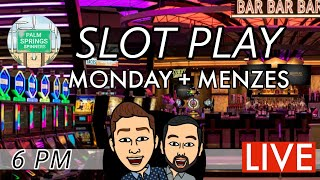 🔴LIVE SLOT PLAY 🎰 Looking for Juicy Wins at the Casino with the Palm Springs Spinners