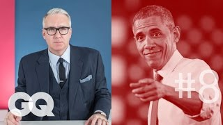 Trump Supporters Are Now Blaming Their Racism on Obama | The Closer with Keith Olbermann | GQ