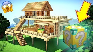 MİNECRAFT EV MODU (Tek Tıkla Minecraft Evi)
