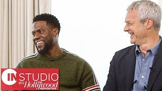 "'The Upside' Star Kevin Hart & Director Neil Burger On Film's ""Beautiful"" Message 
