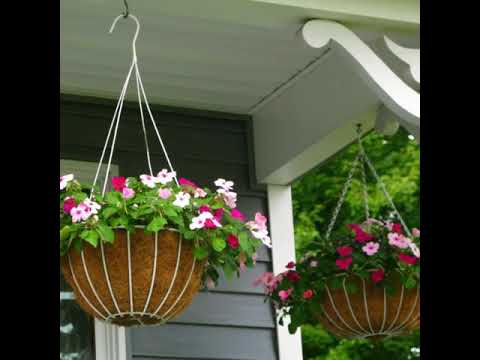 50-best-outdoor-hanging-planter-ideas-for-the-porch-|-diy-hanging-porch-planters