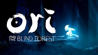 الام وابنها ( Ori and the Blind Forest )