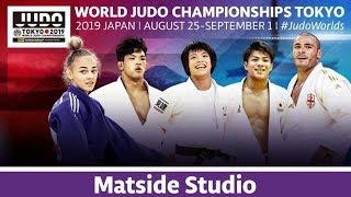 World Judo Championships 2019: Day 2 - Matside