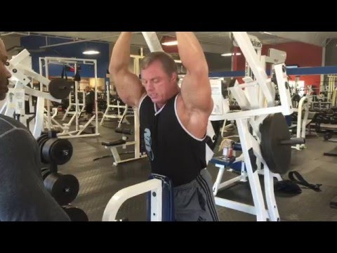 Hammer Strength Supinated Pulldown