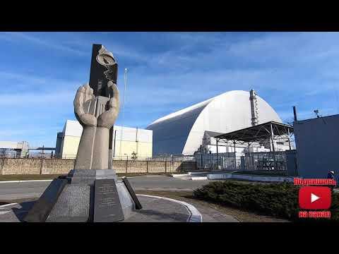 Чернобыльская АЭС 2019 / 4-й энергоблок / САУ