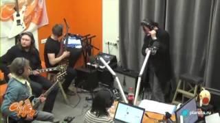 Группа «Театр Теней» в программе «Живые» на «Своём Радио» (16.03.2016)
