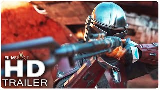 THE MANDALORIAN Trailer 2 (2019)