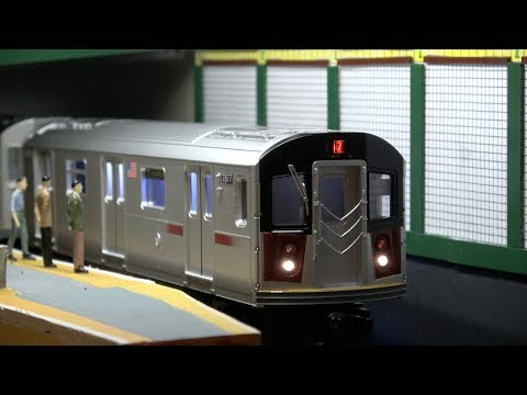MTH R188 (7) Line Announcement Testing