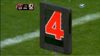 Buccaneers vs Redskins 2010 Highlights