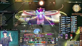 Final Fantasy XIV  - Sigmascape V1.0 Savage (o5s) Clear [4.2 - SMN POV]
