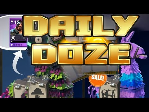 Daily Doze | 6 Storm Llamas and a freebie + Troll and Expeditions