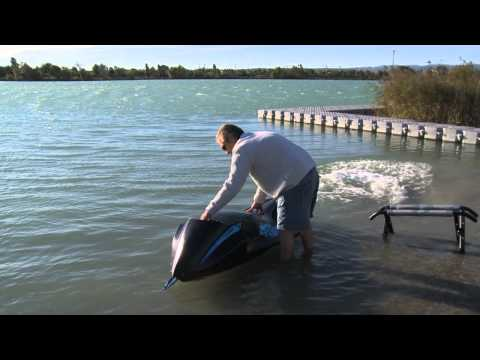 how to make a motorized wakeboard