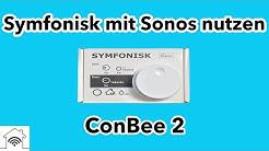 IKEA  Symfonisk Sound Controller als Fernbedienung für Sonos nutzen über ConBee 2