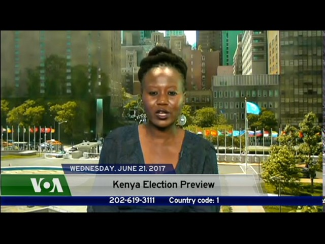 Roselyn K. Akombe Responds to Criticism