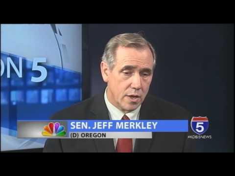 Five on 5 - Senator Jeff Merkley - (D) Oregon