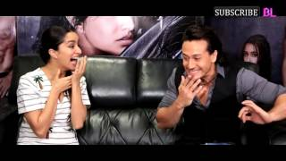 Tiger Shroff & Shraddha Kapoor exclusive  play ...