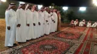 فرقة الراجف بتبوك بمناسبة شفاء مساعد سليمان الرضمه العطوي 1