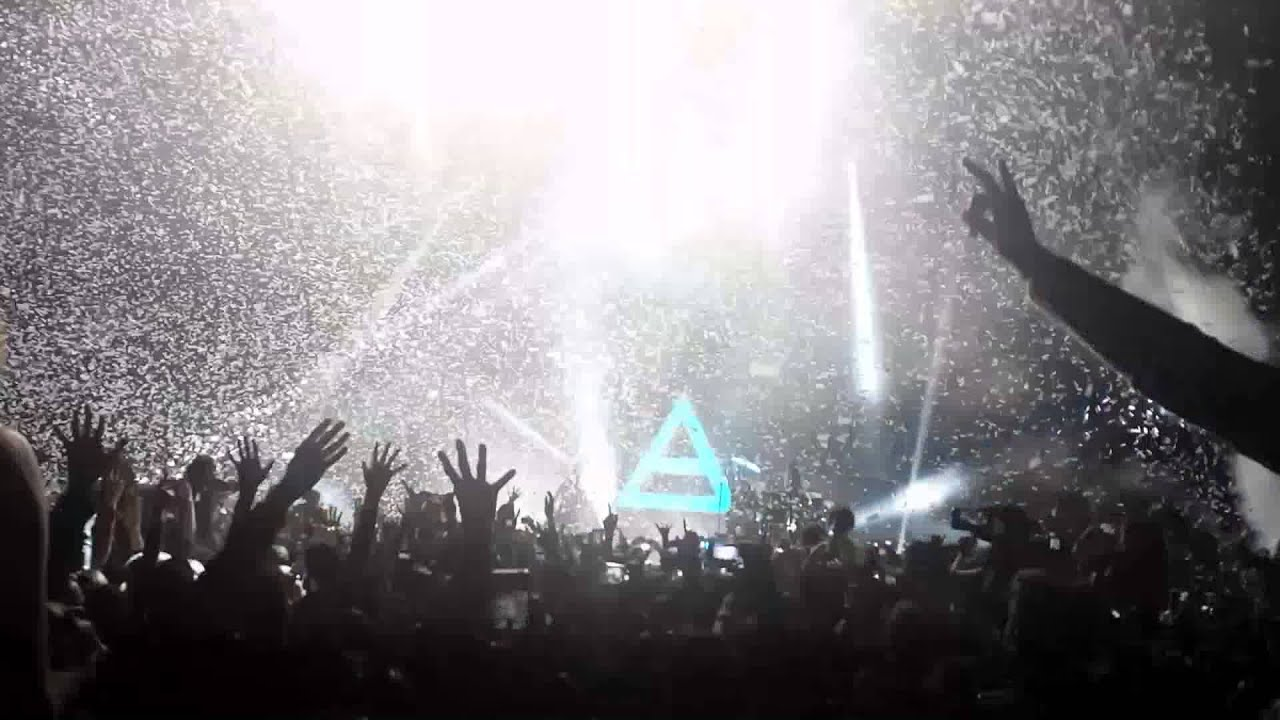 30 seconds to mars - closer to the edge live 2014