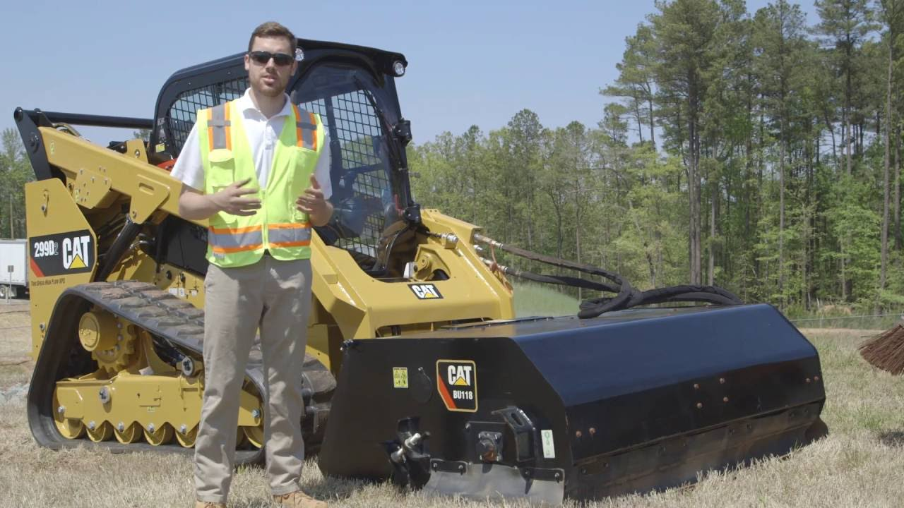 Cat 174 Pickup Brooms And Utility Brooms Overview Youtube