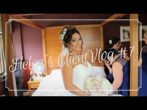 Client Wedding Vlog #7      ♡ Helen Pearson ♡