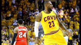 LeBron James MOVIE - The King Awakens