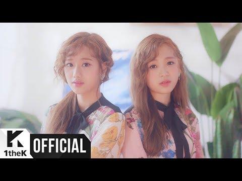 [MV] NAEUN, JINSOL(이나은, 이진솔) _ My Story(내 이야기)